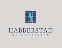 Habberstad // Logo Design
