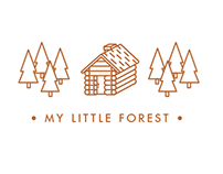 My little forest icons