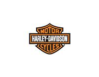 Harley Davidson - Trophy design
