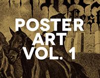 POSTER ART Vol. 1