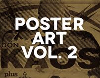 POSTER ART Vol. 2