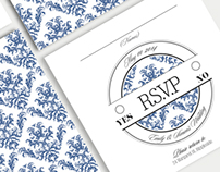 Wedding Invitation + RSVP