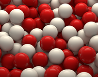 wallpaper with cinema 4D