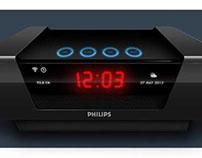Digital Radio Clock
