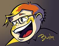 Bustop  character demo