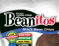 Beanitos Branding and Packaging by Mark Greene