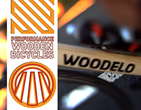 Woodelo Bicycles - Design & Branding 2012 - 2013