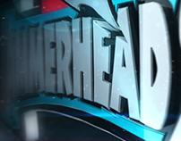 Hammerheads Logo Treatment