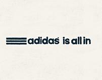 Adidas I Vinotinto