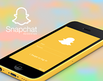 Snapchat | Redesign