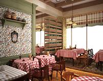 Del Papa restaurant