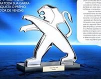 Prêmio Lion D'OR - Peugeot