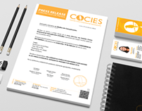 COCIES Visual identity