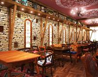 Daredjani restaurant