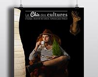 L'Europe - Le chic des cultures (poster)