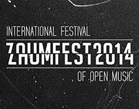 Zaumfest 2014 - International Festival of Open Music