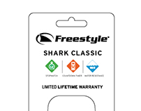 Shark Classic Clamshell Packaging
