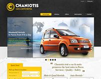 Chaniotis - Paros Rentals