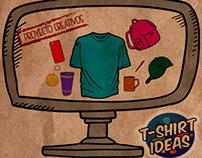 Tienda Online Creativos www.tshirtideas.com.co