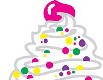 Fun Cupcakes Illustration