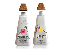 Repackaging Purdey's Drink