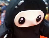 Wee Ninja Mascoting