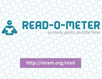 Read-o-meter (Revamped Design)