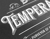Browne's Traveling Temperance Bar