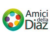 """Logo Project """"Associazione Scuola Diaz - Marcella Fiore"""