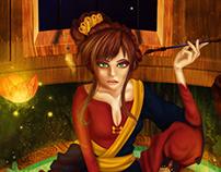 Mage - Illustration