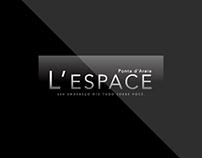 L'ESPACE - Mobile App