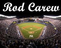 Rod Carew: El nuevo Yankee Stadium de Panamá