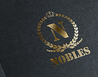 Nobles Marketing Services | Logo Design