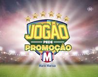 VT Jogão Pede Promoção - Maré Mansa.