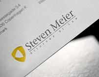 Steven Meier: Attorney at Law Branding