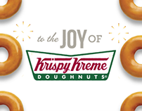 The Joy of Krispy Kreme