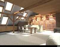 an unused attic rebirth