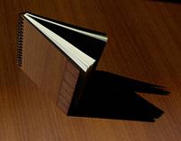 Блокноты с деревянной обложкой | notebook wooden cover