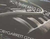 2013 Nitto Tire Atlanta Drift Infographics