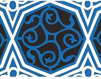 Paradox of Patterns -Papercutting