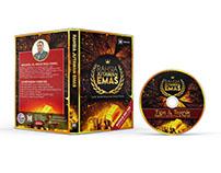 Rahsia Jutawan Emas DVD Design