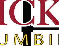 Rick's Plumbing Logo