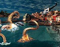 Octopus War