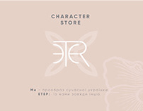 Clothing Character Store | Eter