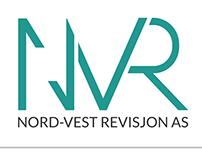 Logo - Nord-Vest Revisjon AS