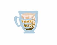 TEA TIGA LAPIS