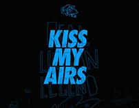 KISS MY AIRS Air Max Day 2017 Behance Design Contest.