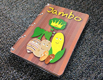 JAMBO - educational playful books