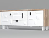 Molan office cabinet.