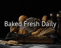 Bakery Web Project